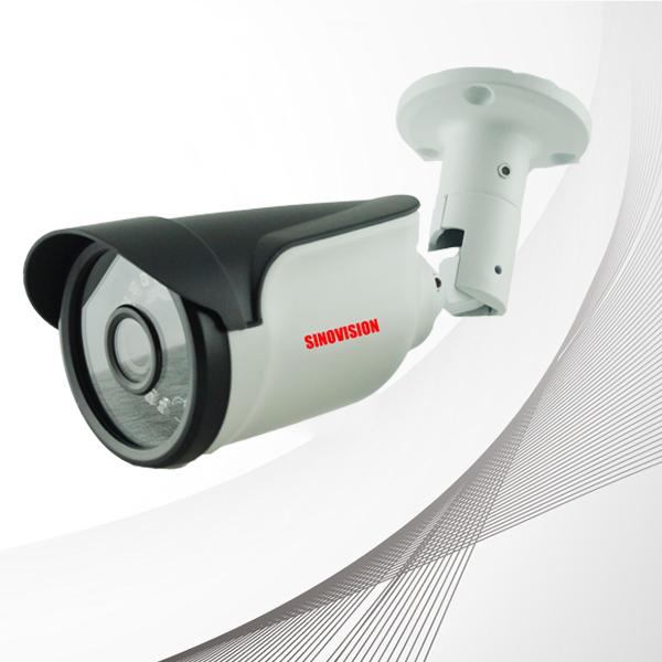 赛唯两百万像素新型SMD红外灯防水高清网络摄像机